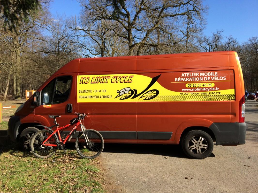 Réparation vélo à domicile - Paray-Vieille-Poste - Mécanicien