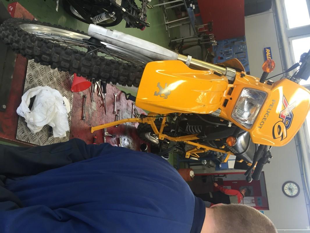 mecanicien moto a domicile - Rouen - Entretien moto - #10