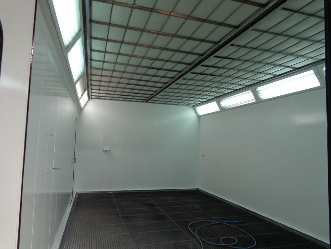 Entretien Cabines De Peinture Barr Nettoyage 406788