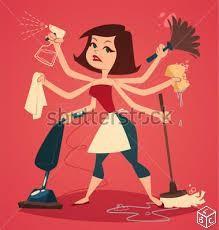 Femme de Ménage à Orléans (45), Repassage