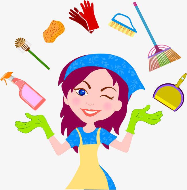 Devenir femme de ménage en auto-entrepreneur