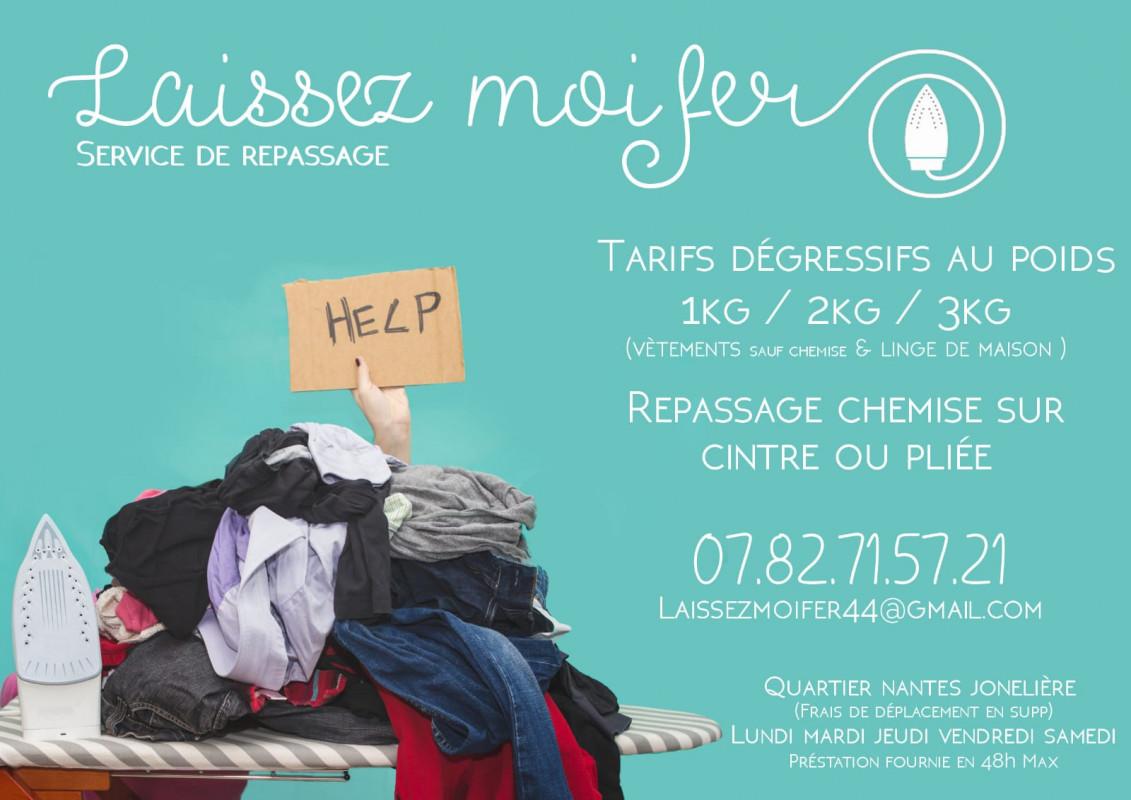 repassage a mon domicile - Nantes - Repassage - #8